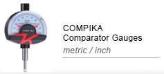 Compika comparator gauges
